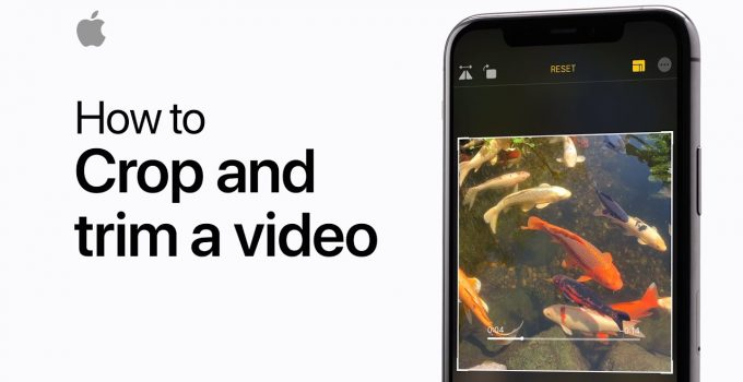 How to crop and trim a video on your iPhone or iPad